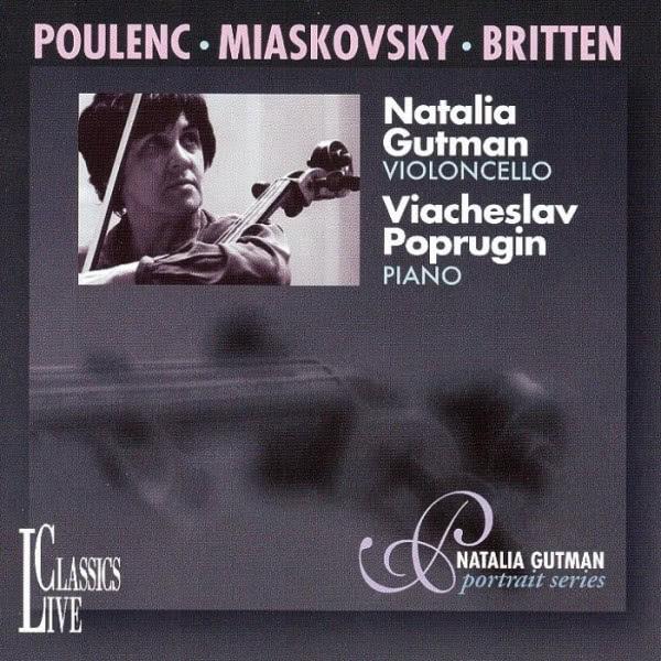 Poulenc, Miaskovsky, Britten